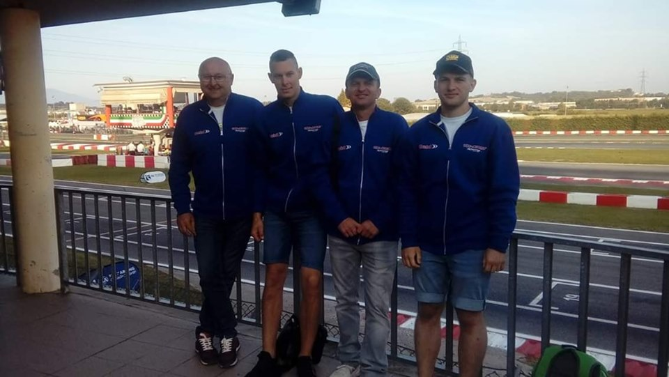 FIA Karting World Championship 2019 KZ / KZ2 / Academy