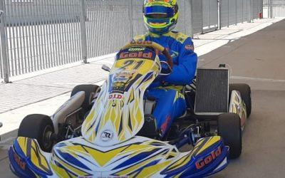 Tréning Adria International Raceway Kart 27.6.2020