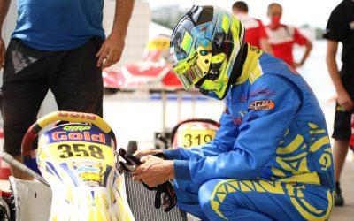 CIK FIA EUROPEAN CHAMPIONSHIPKZ-KZ2 ADRIA 17.8.2020