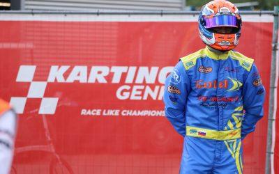 Cik Fia Europen Championship KZ2 Geng (BE) 2.9.2020