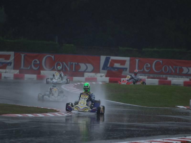 FIA Karting World Championship KZ-KZ2 Lonato 2-4.10.2020